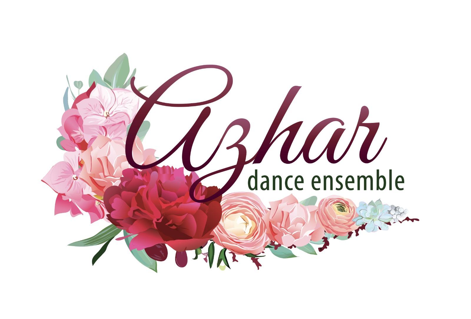 Azhar Dance Ensemble Logo.jpe