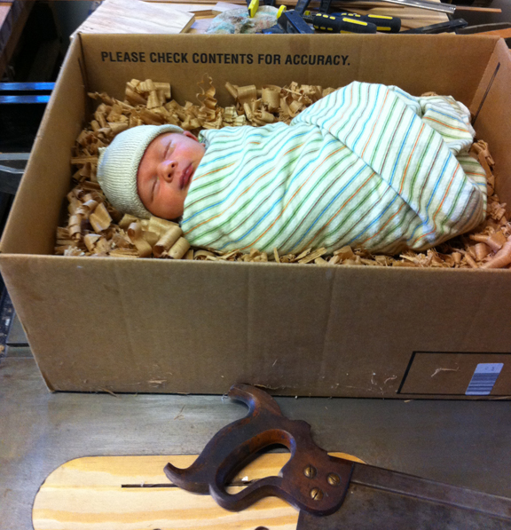Henrik in a box