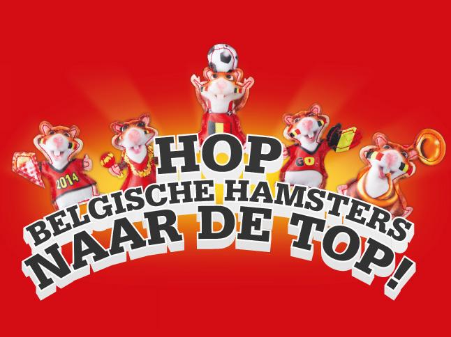 belgische hamsters