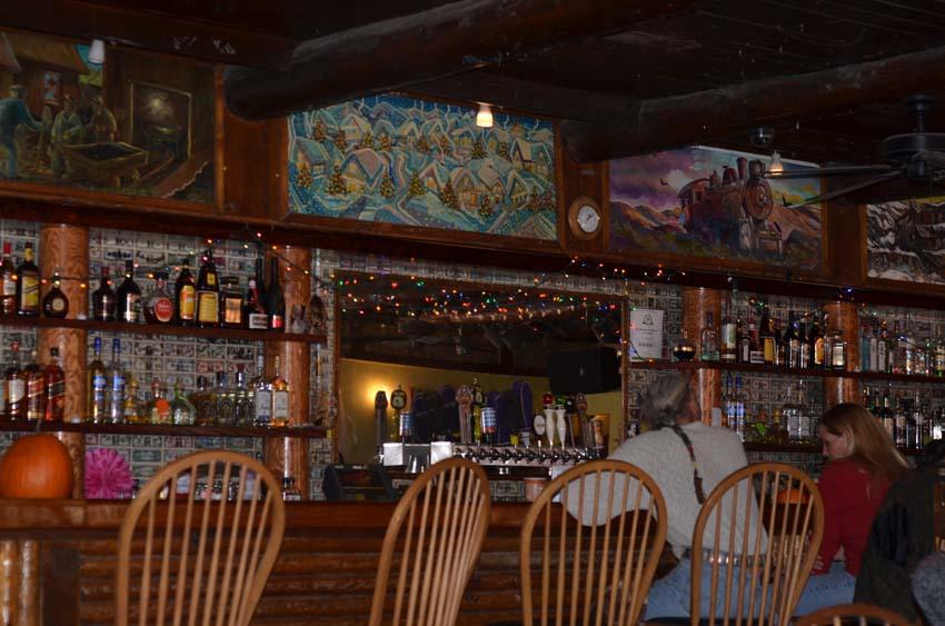 The Mineshaft Tavern