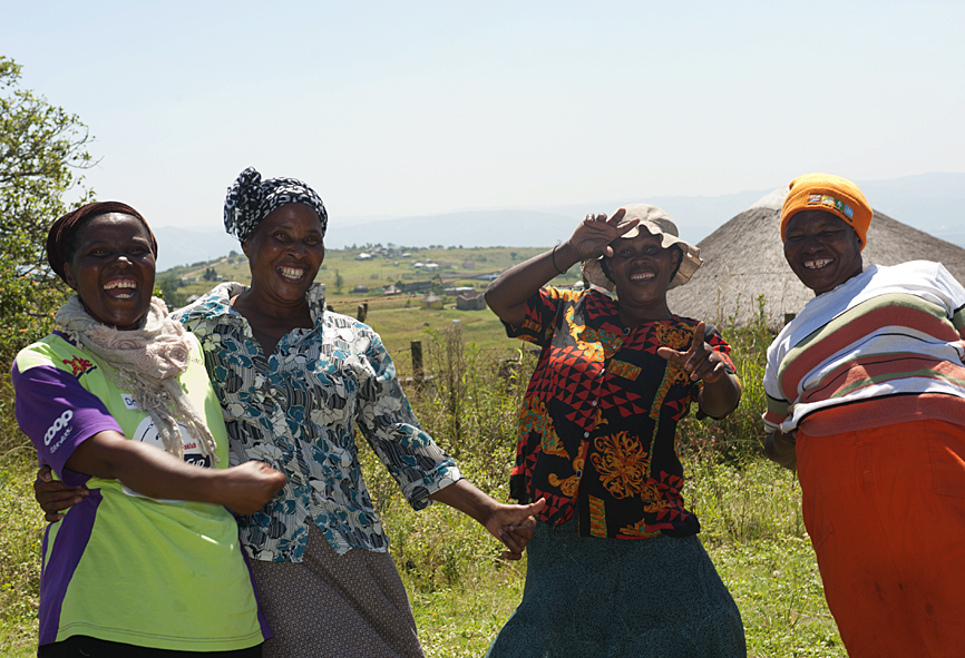 women in Eshowe