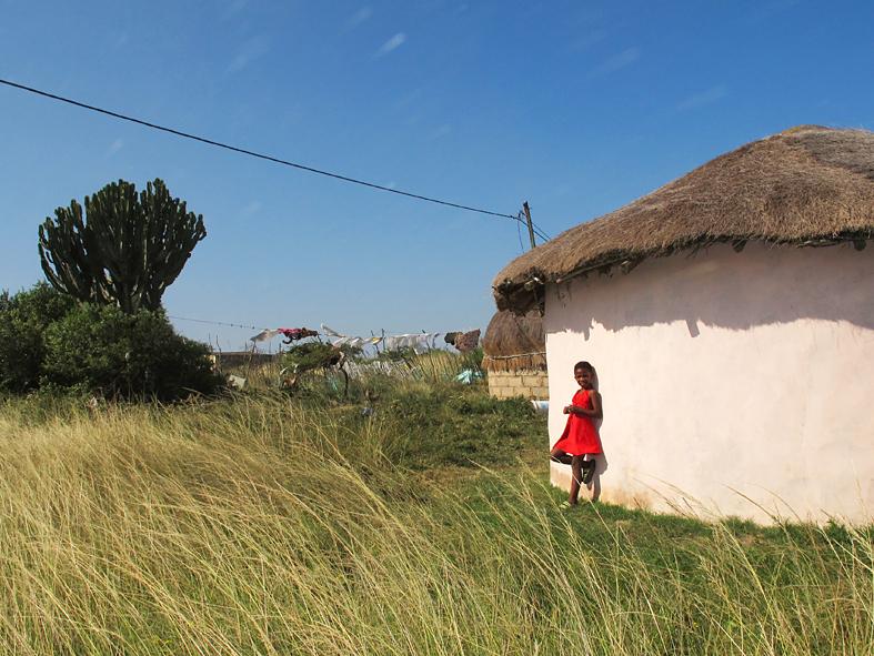girl in Eshowe