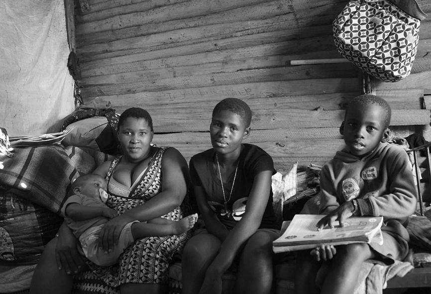 girls in Eshowe
