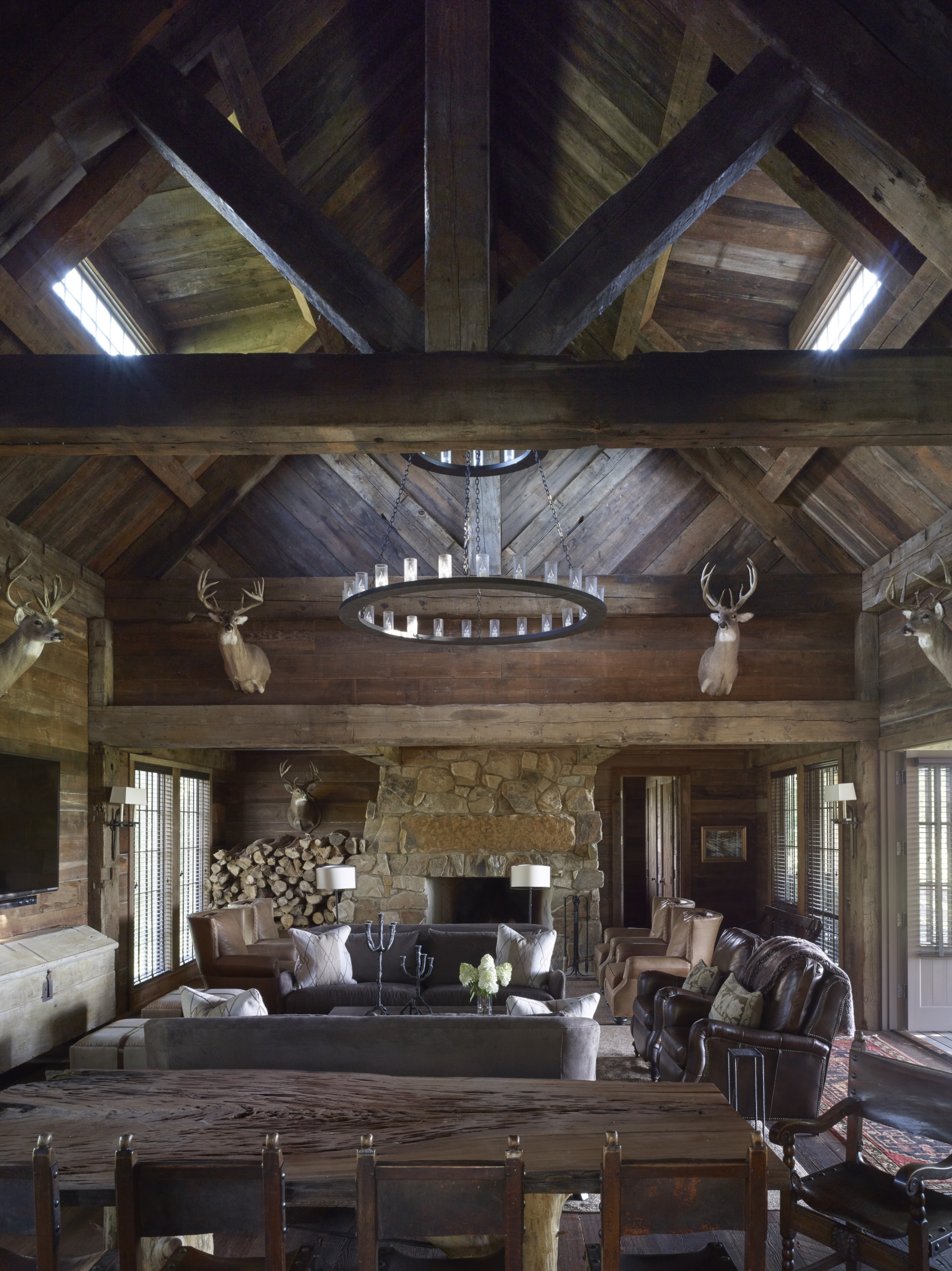 Jeffrey Dungan Architects  Francis A Bryant & Sons Residential Construction  Marsh Residence