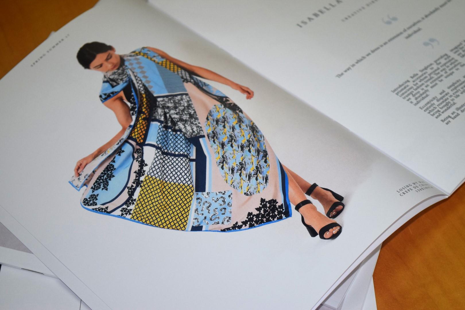 lookbook printing