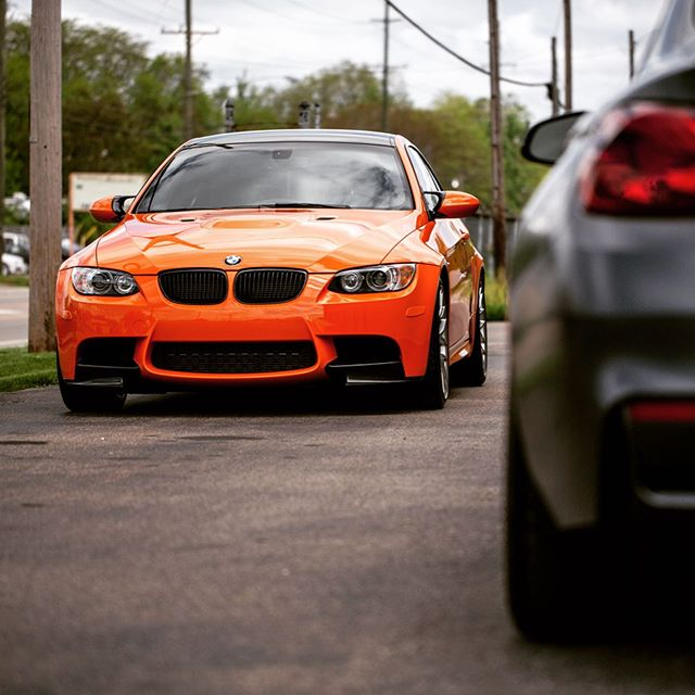 The Ultimate BMW - Focused, legal & visceral, which one is your choice? Available at @eagbmw #m3 #m4 #e92m3 #f80m3 #limerock #m4gts  LimeRock Park Edition: 1 of 200 - 4.0 V8 NA – 414hp/295tq – 0-60 4.2sec – 1/4 12.6  GTS Edition: 1 of 700 (300 USA) – 3.0 i6 TT – 493hp/443tq – 0-60 3.7sec – 1/4 11.7