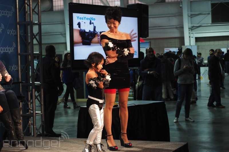 http://www.engadget.com/gallery/make-wearables-on-the-runway/