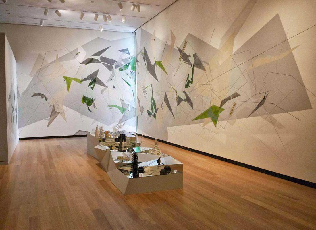 The Wellin Museum of Art at Hamilton College -Machado and Silvetti Building