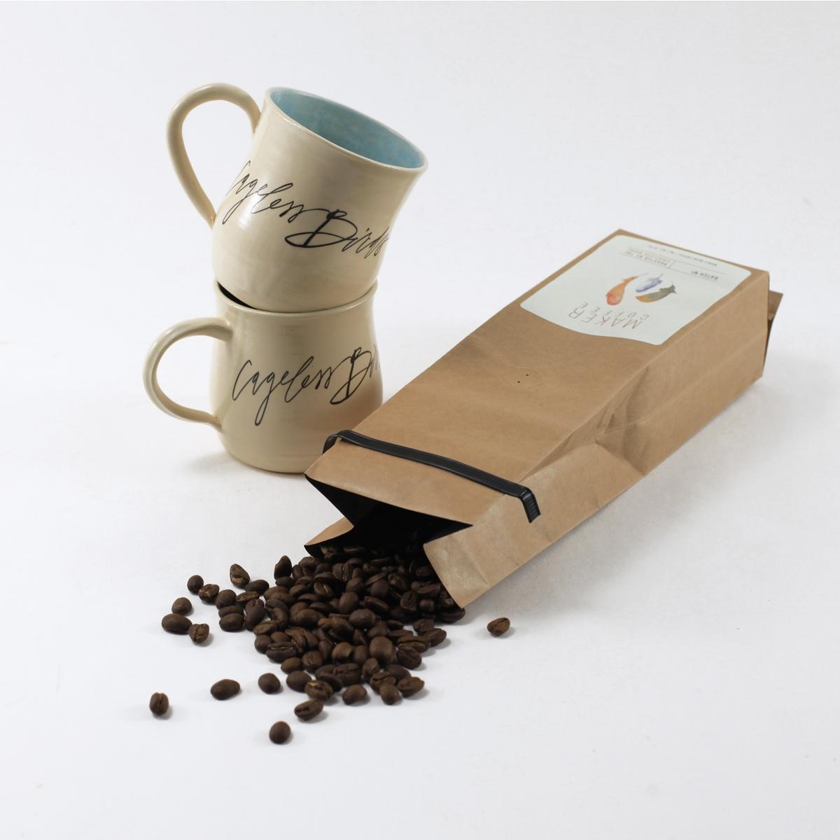 Coffee Mugs & Fresh Coffee now available