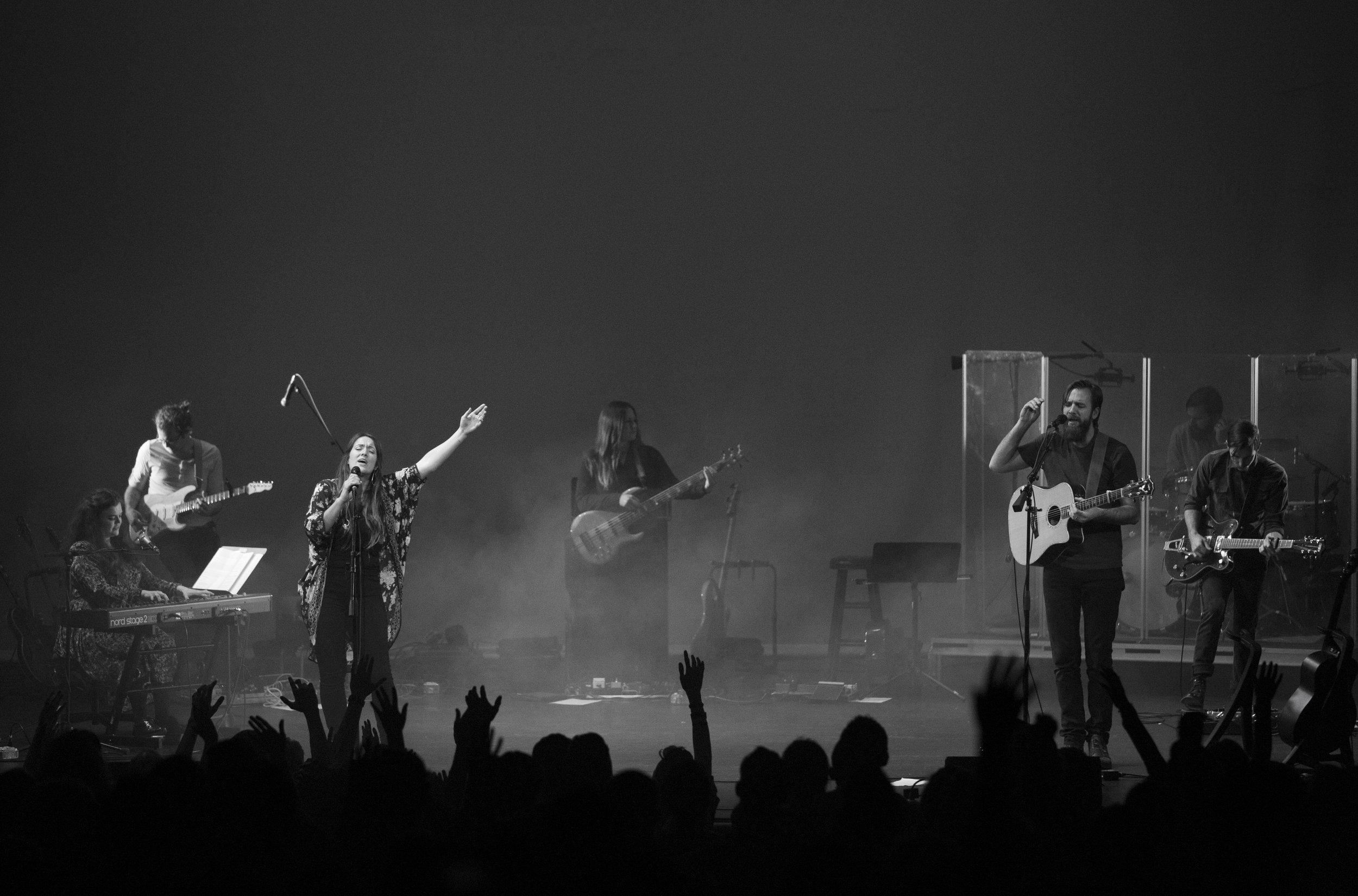 January 27, 2017 Night of Worship at the Carolina Theater