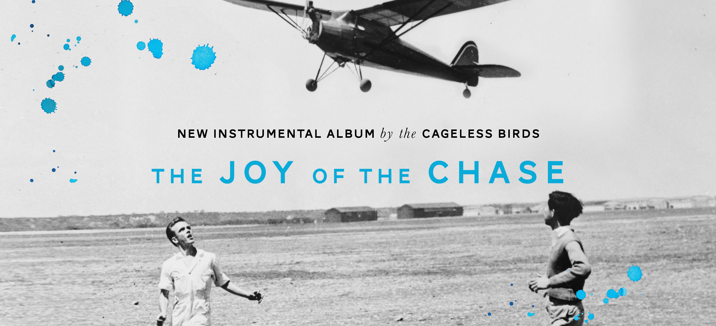 July 21, 2017 Joy of the Chase - Our First Instrumental Album