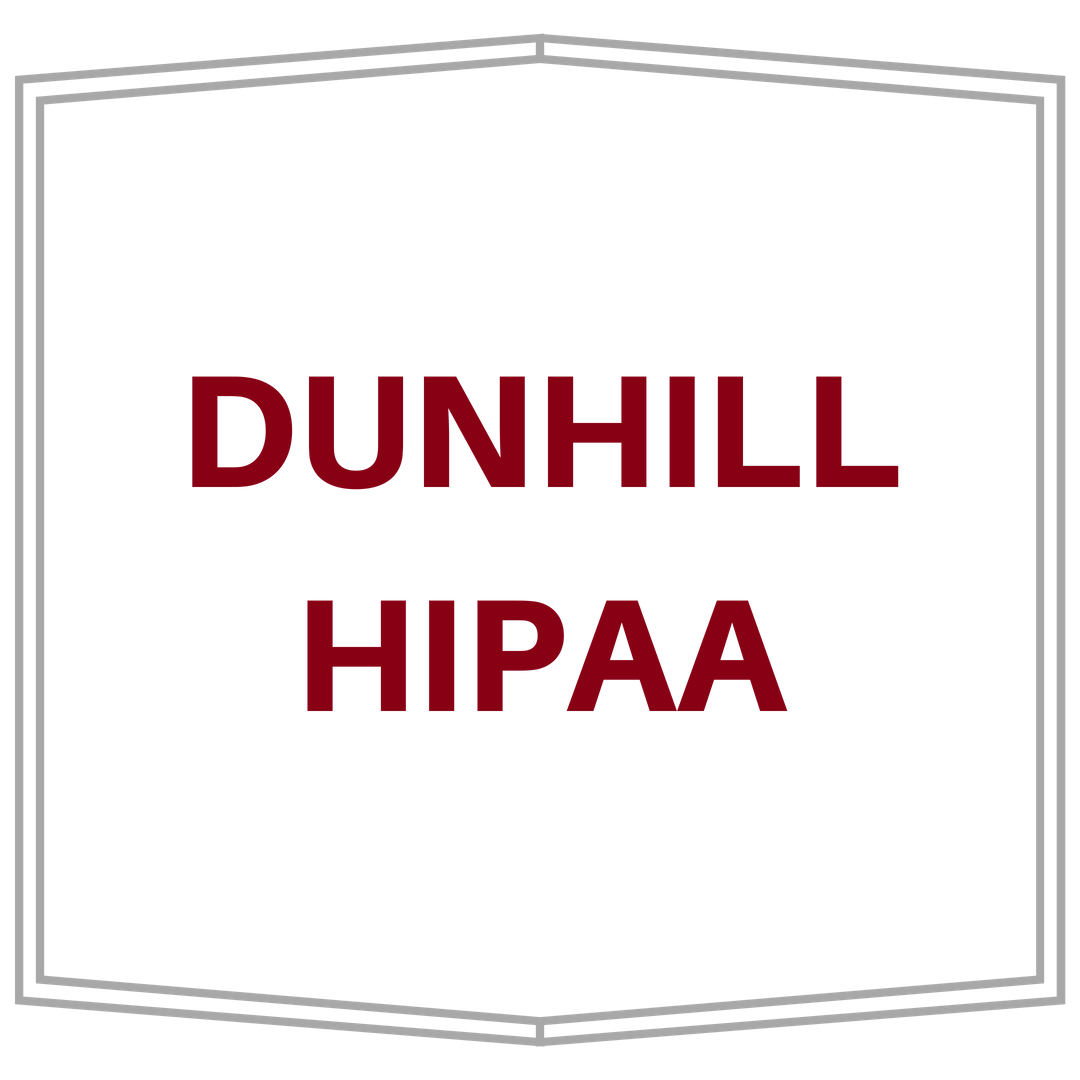 Dunhill HIPAA.png