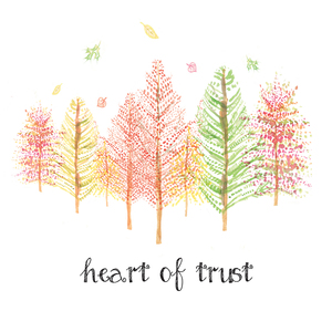 Heart of Trust Verse Printable