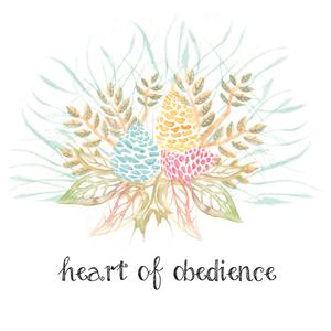 Heart of Obedience Verse Printable