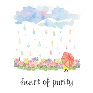 Heart of Purity Verse Printable