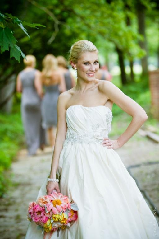 Peterloon Wedding Bridal Bouquet