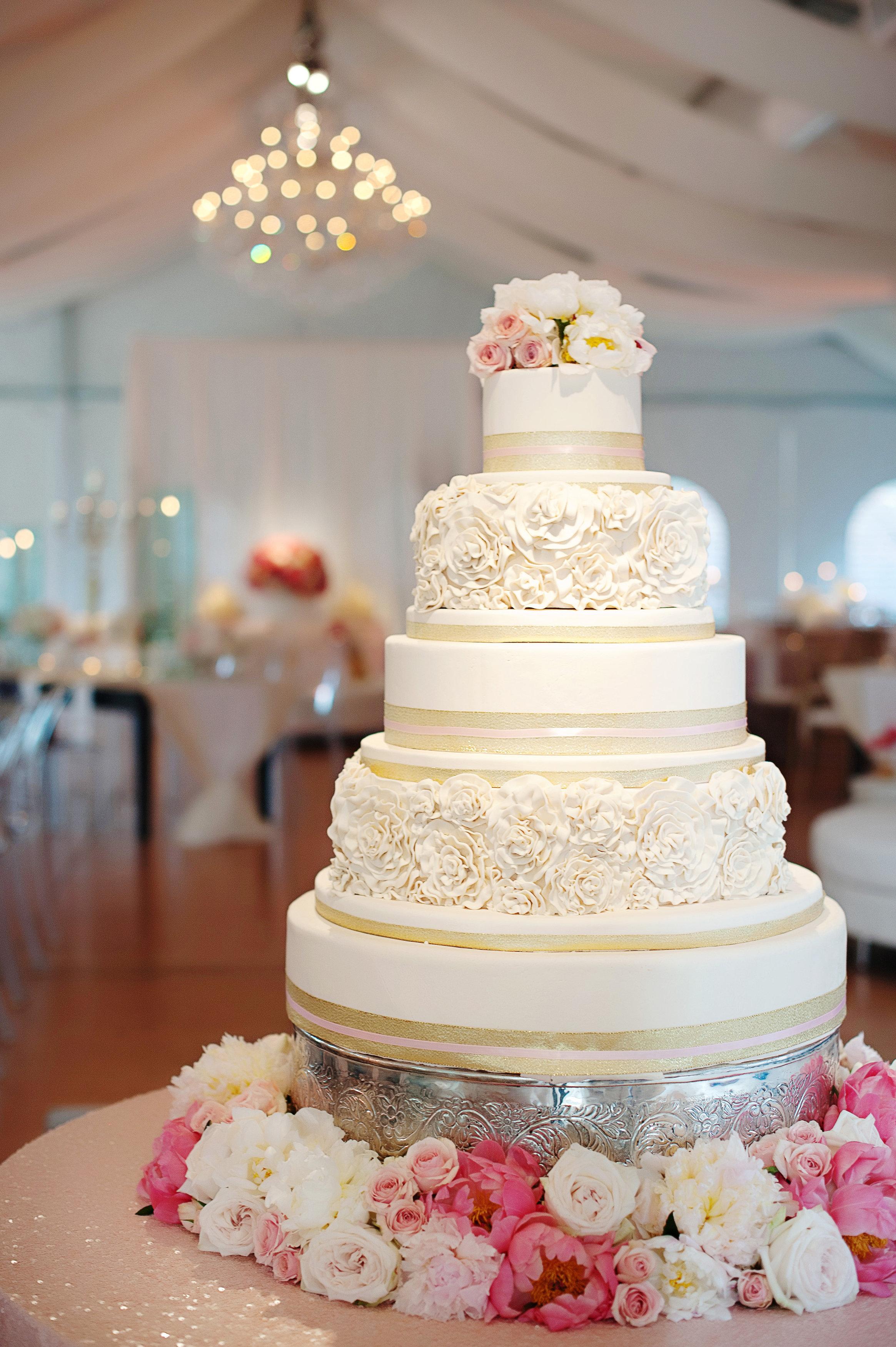 Johanna Andrew S Wedding Featured In The Knot Ohio Courtenay