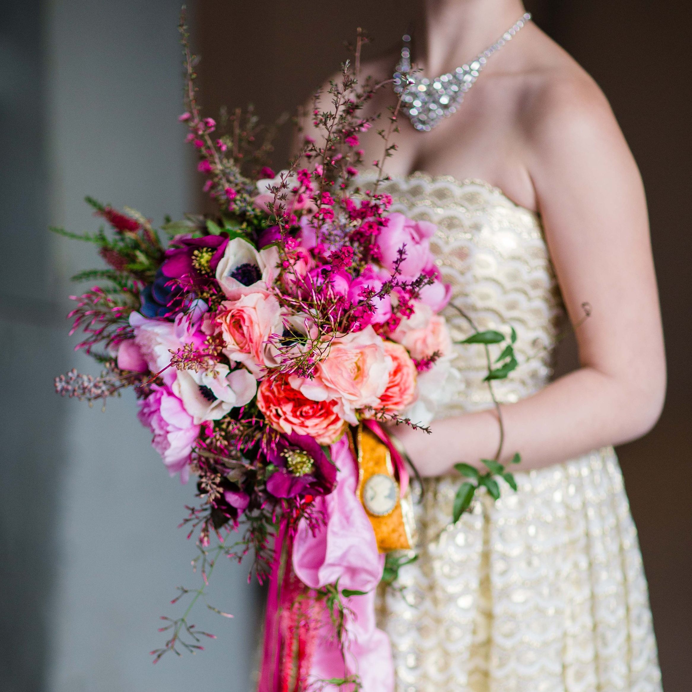 "Styled Shoot: Kate Spade Inspired ""Live Colorfully"""