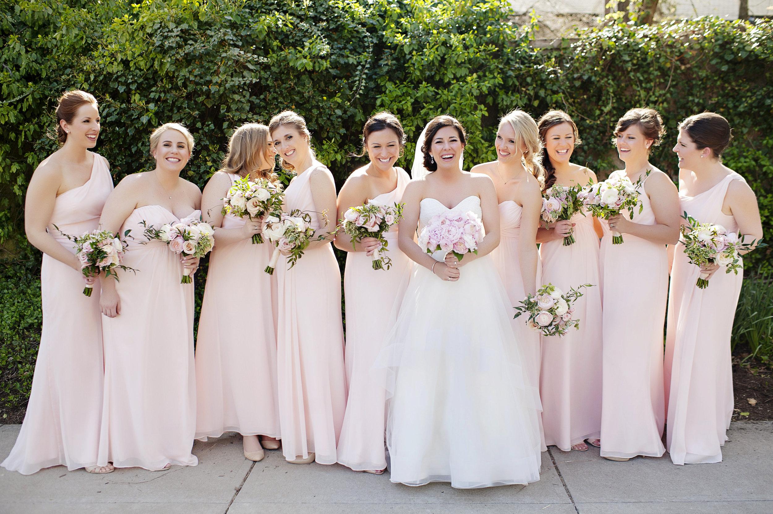 Bridal Party at The Renaissance