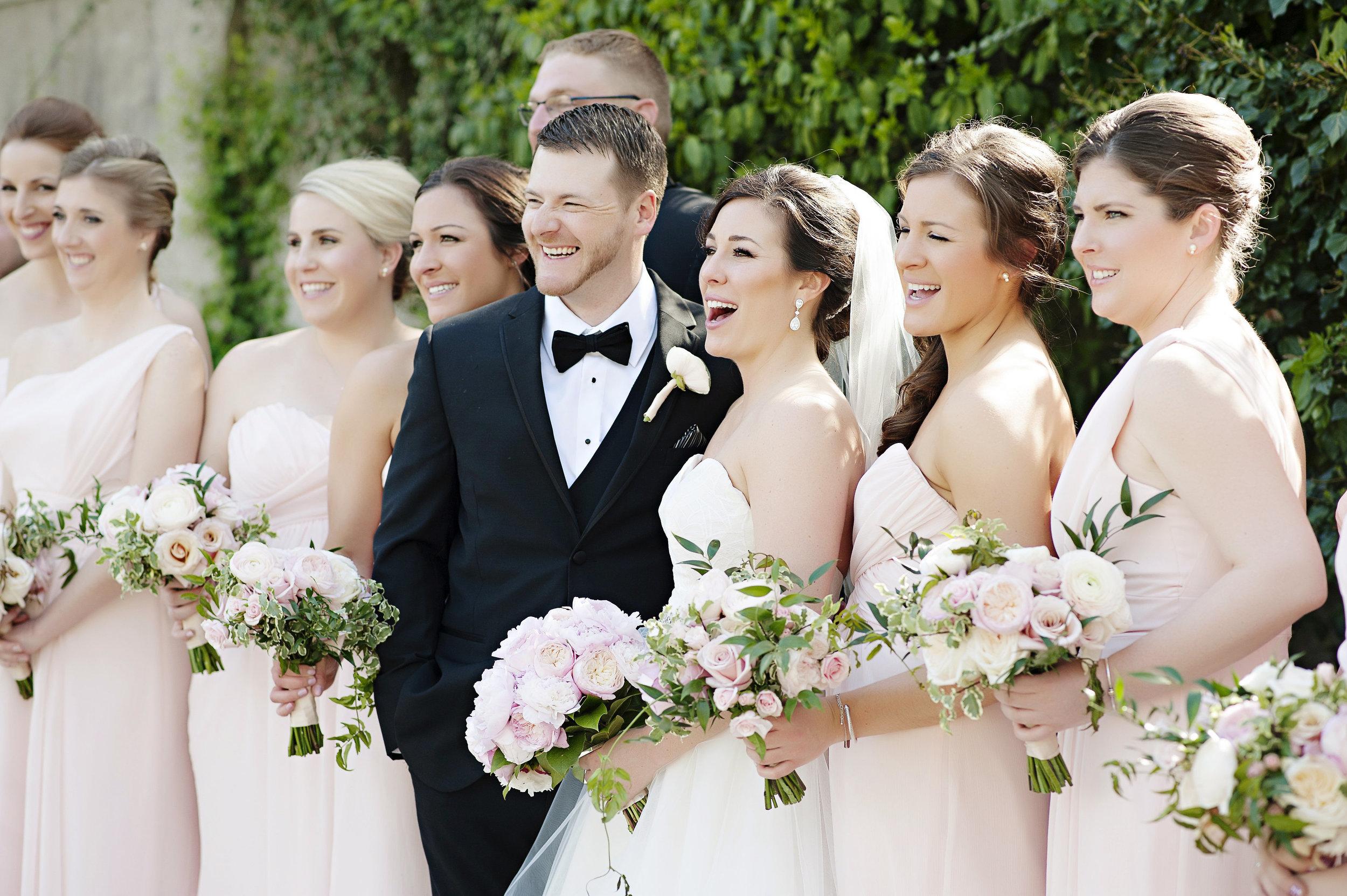 Wedding Party at The Renaissance