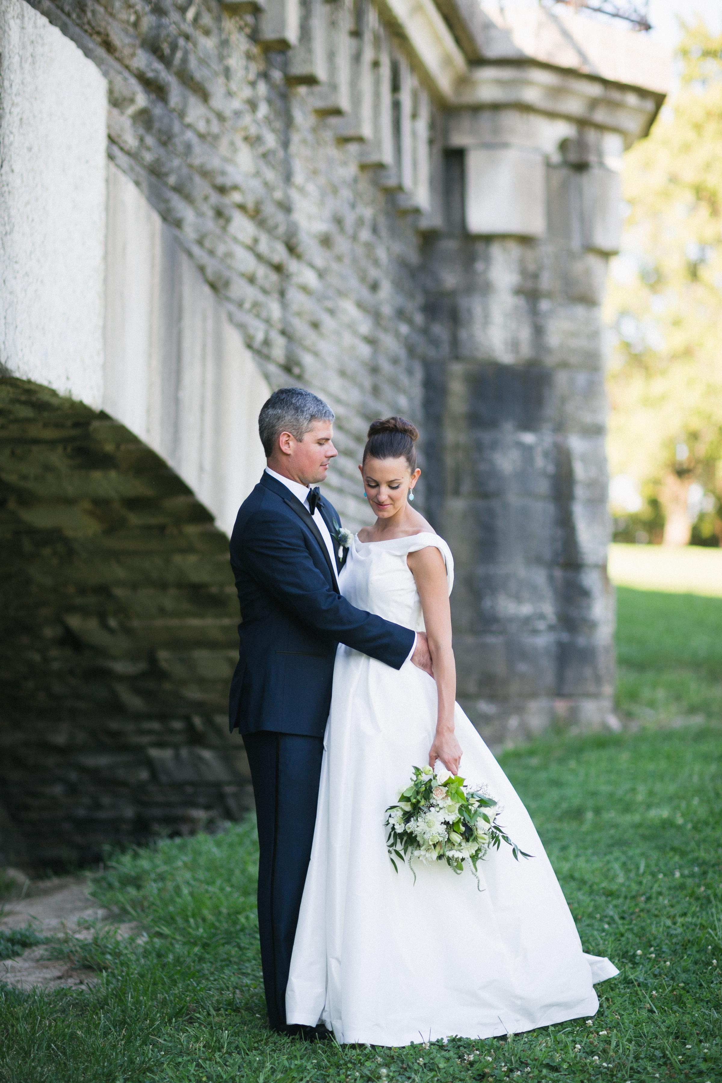 Courtenay Lambert Florals and Event Design Wedding Monastery Event Center Cincinnati OH, Robin McKerrell Photography, i-do Weddings & Events