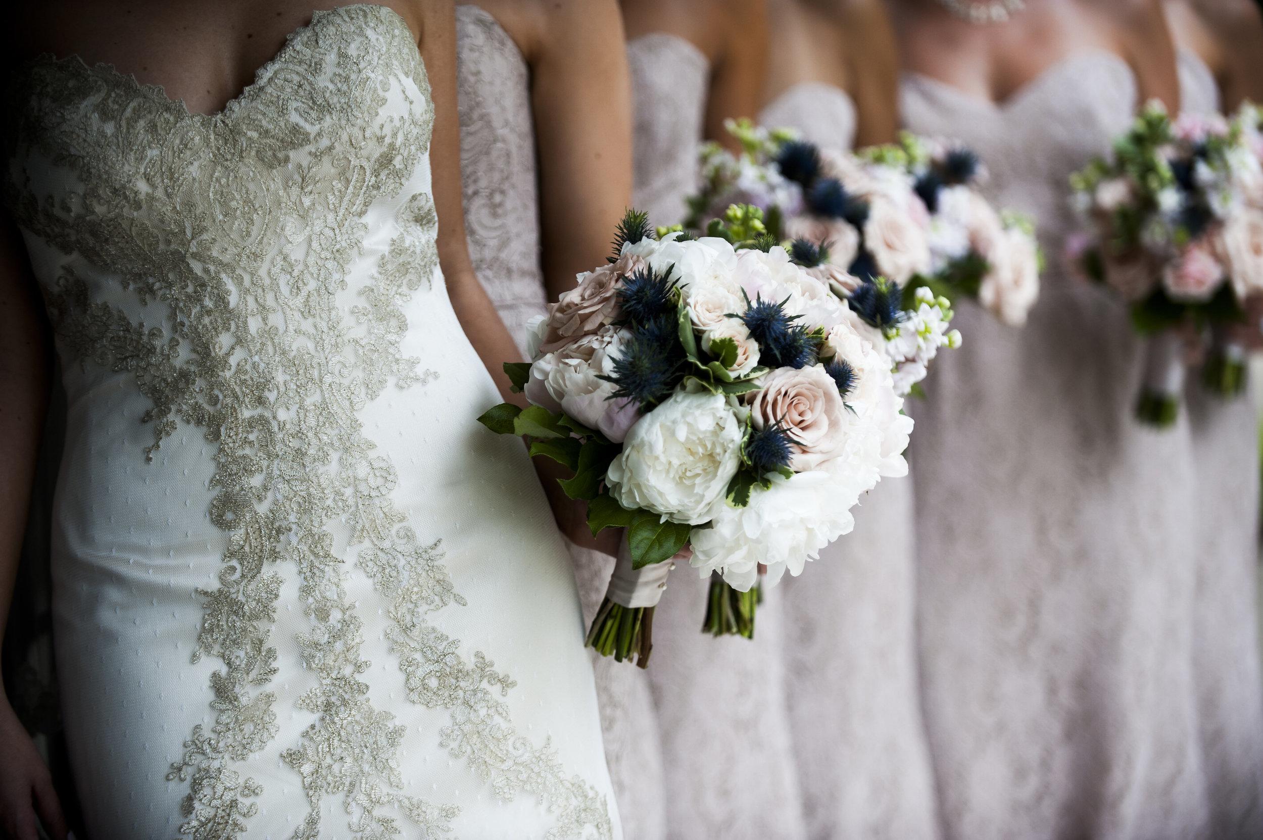Outdoor Wedding bouquets