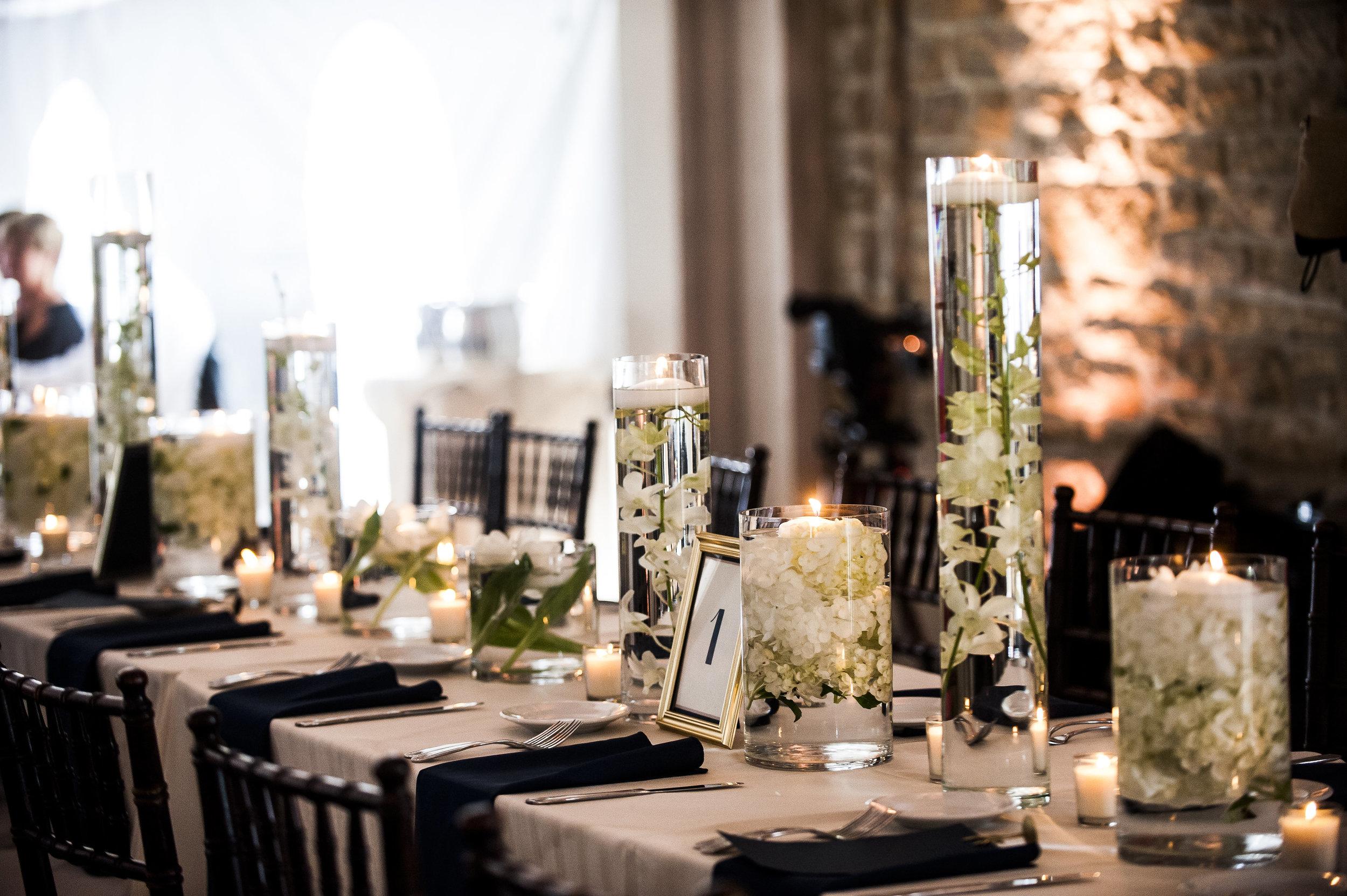 Elegant Table arrangment