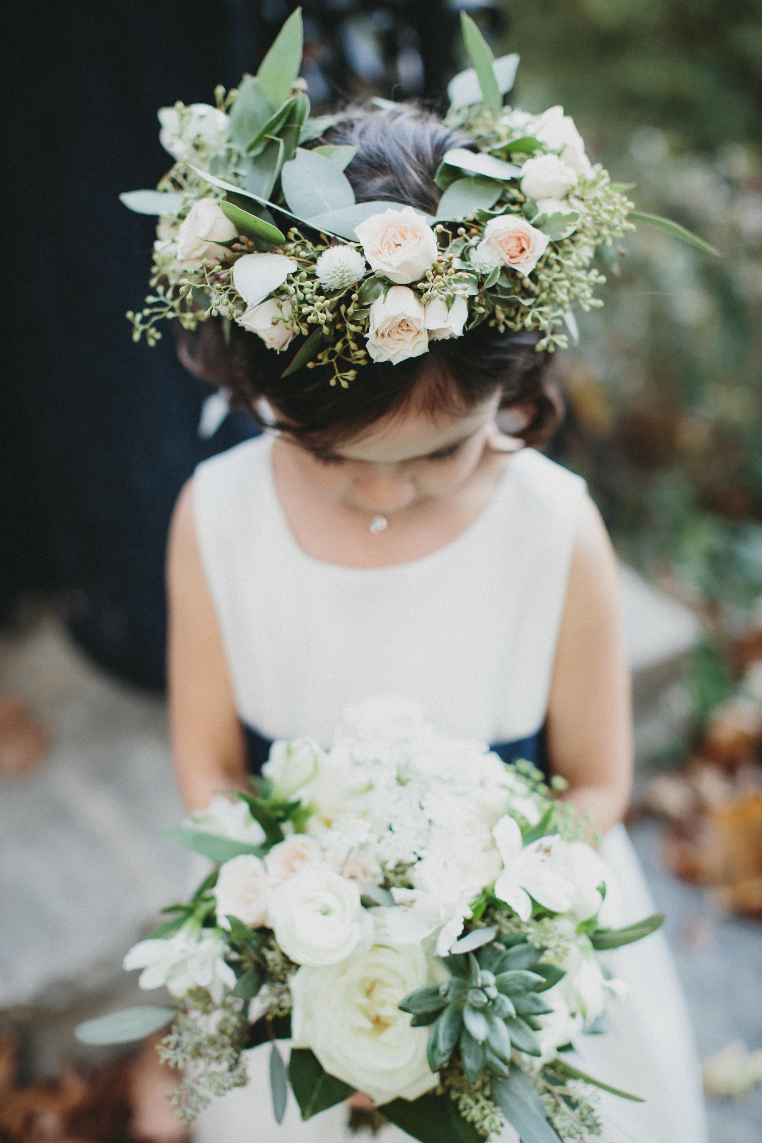 A Little Flower Crown
