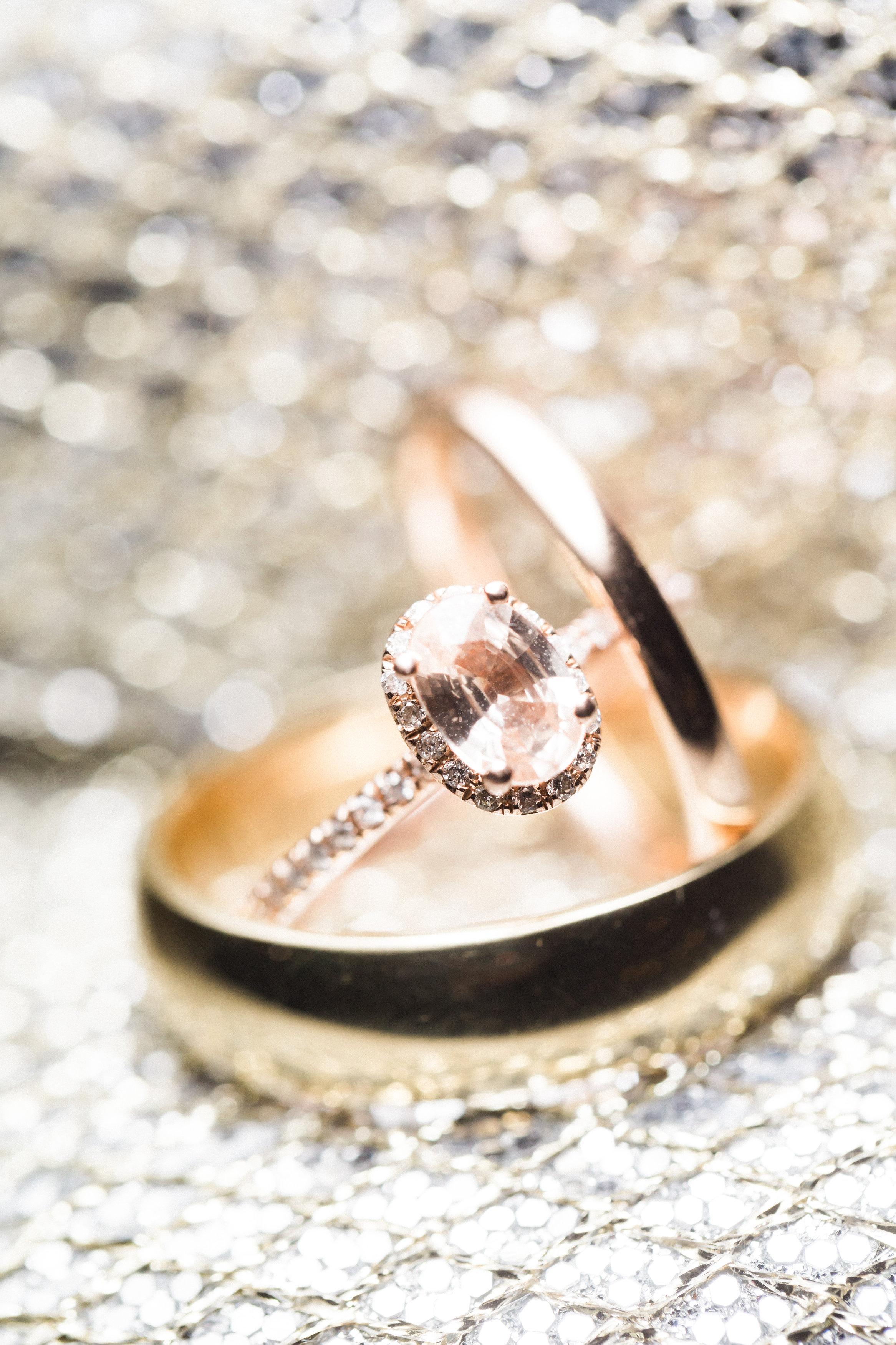 Ring Shot at The Hilton Netherland Plaza Hotel Cincinnati, OH