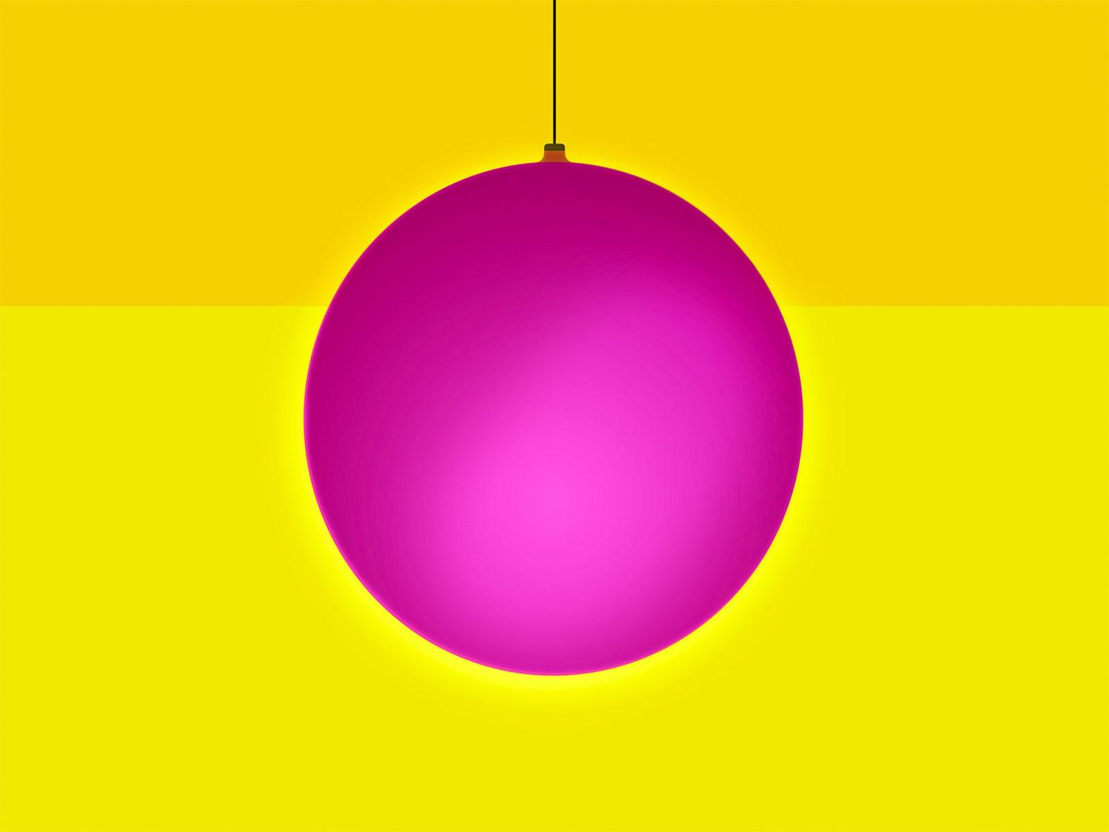 Anwendung: aussen und innen Farbgebung: Sämtliche Farben im RGB-Spektrum Füllung: Luft Betrieb elektrisch: unabhängig via Akku oder über eine 230V-Steckdose Ballon-Durchmesser: 1.5 Meter