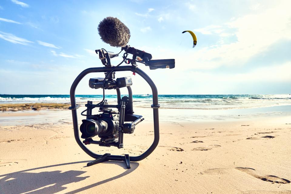Freefly movi pro with Canon C200