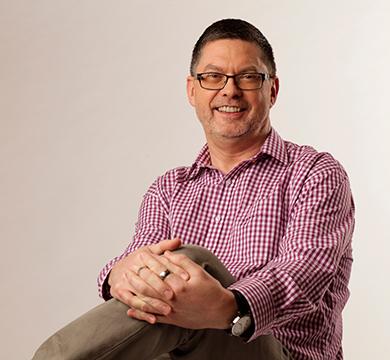 tour leader - Graham Abbott