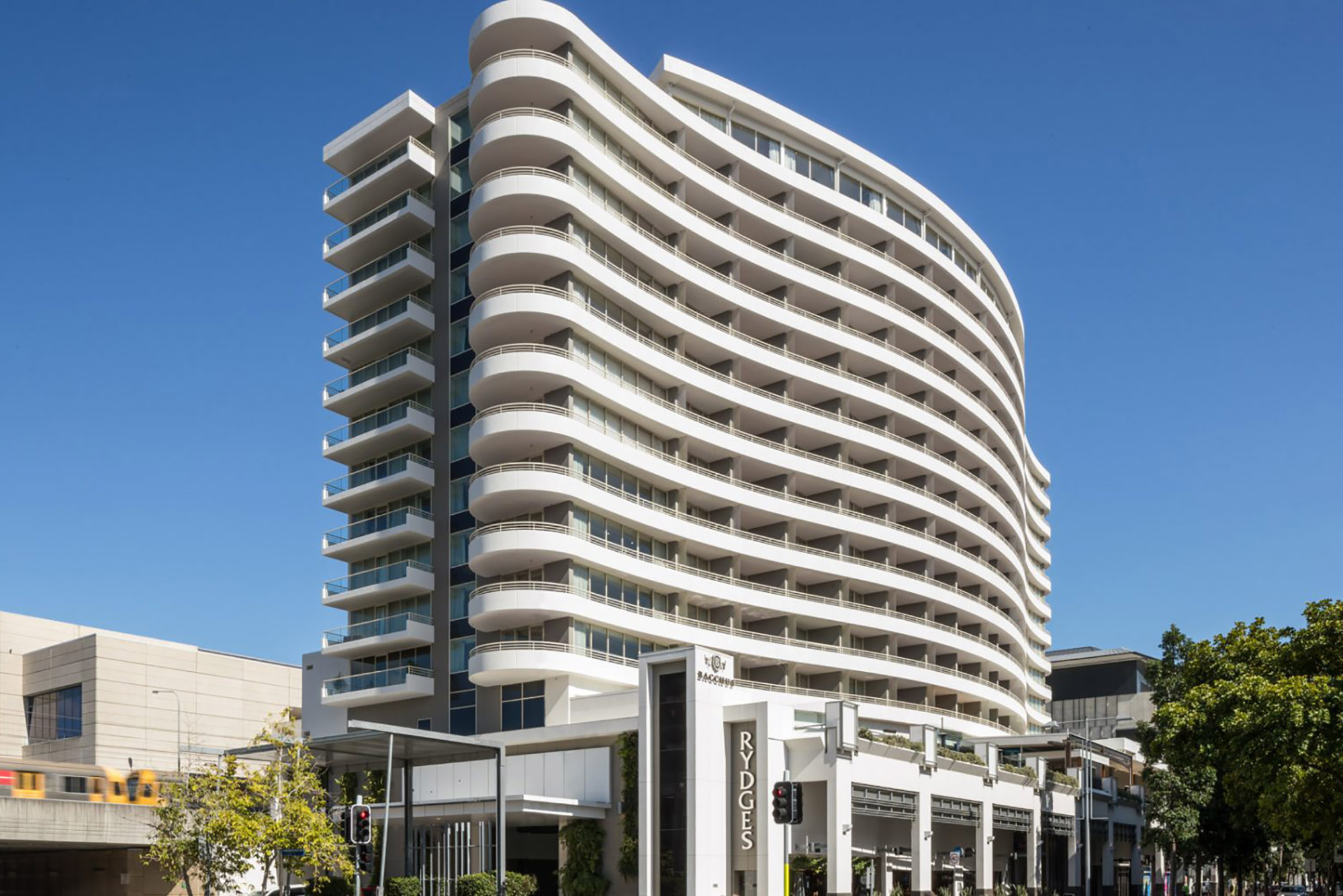 The 4-star Rydges South Bank Brisbane.