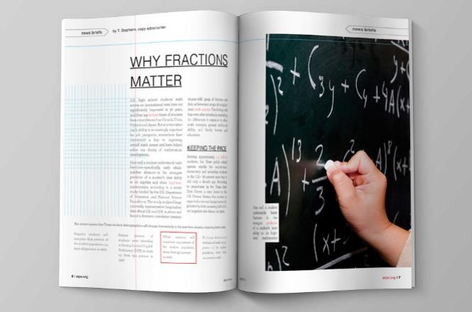 Fractions  //  design