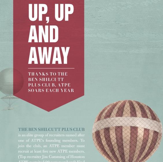 Up, Up & Away  //  Design