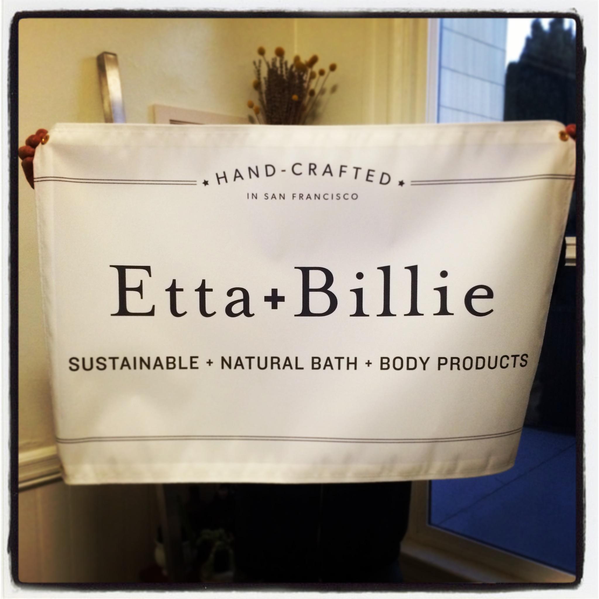 Etta Billie Sign Creative Business League