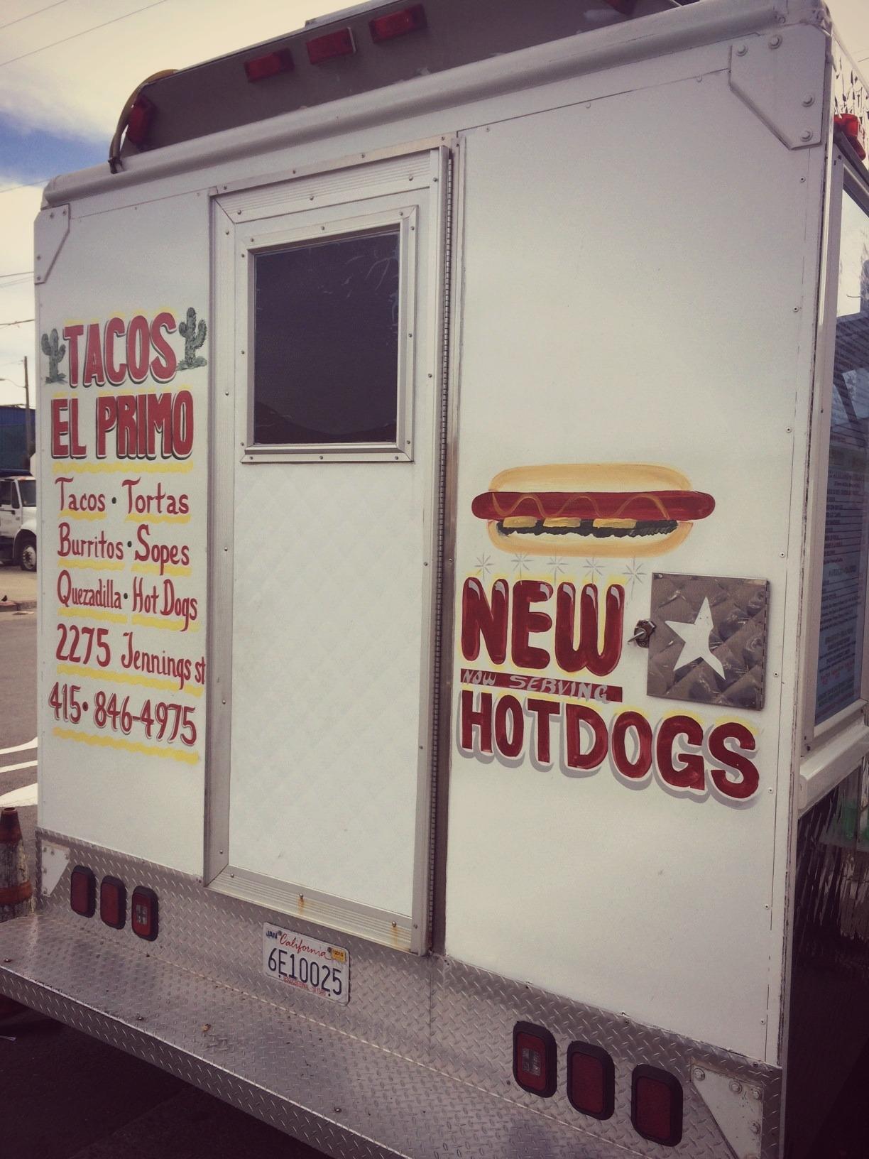 El Primo Taco Truck Bayview San Francisco