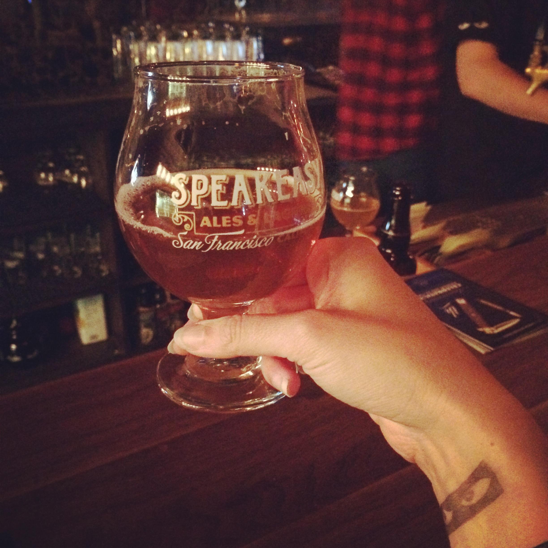 Speakeasy Ales & Lagers Tasting Room