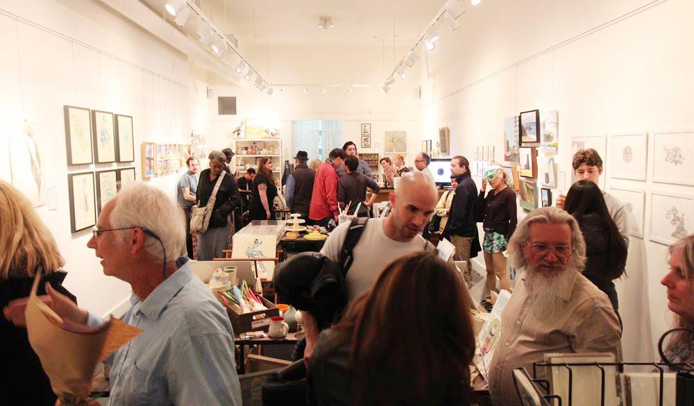 collector_gallery_artist_reception