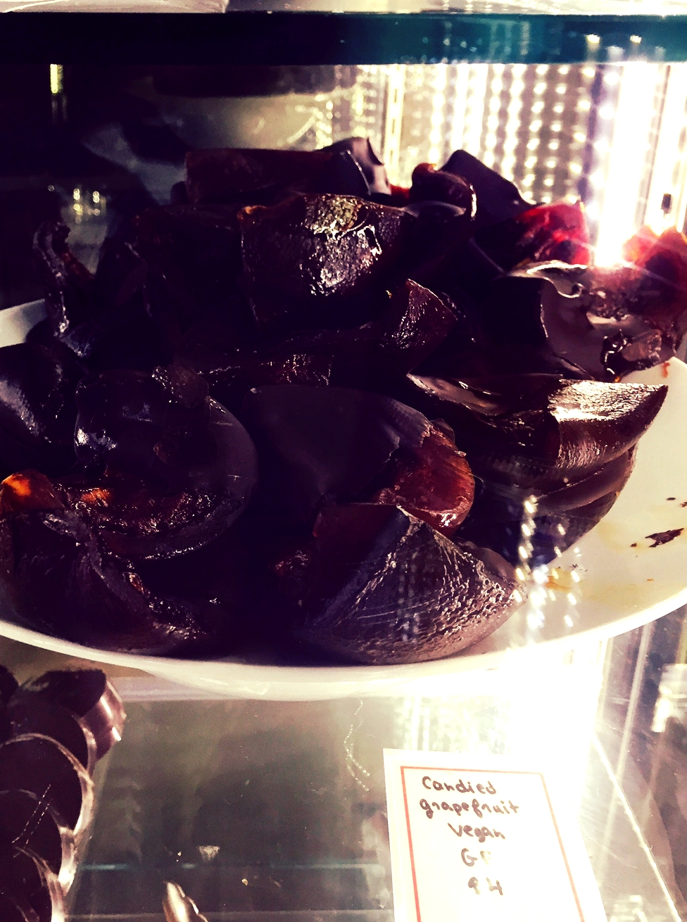 Chocolate goodness at Bio -
