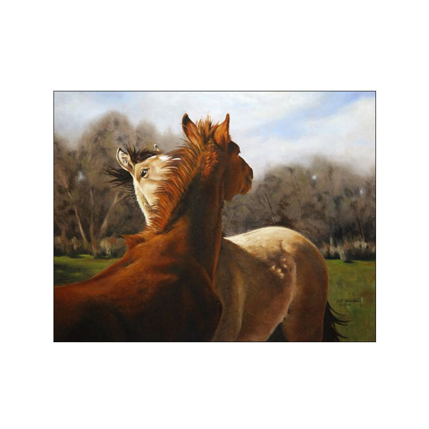 Yearling Spring Fling - Original Available