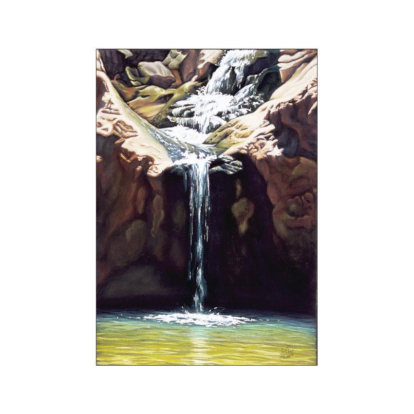 Pool of Light - Original Sold