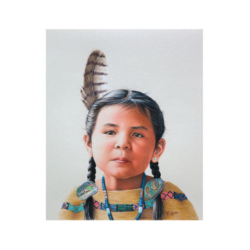 Basketweavers Daughter - Sold