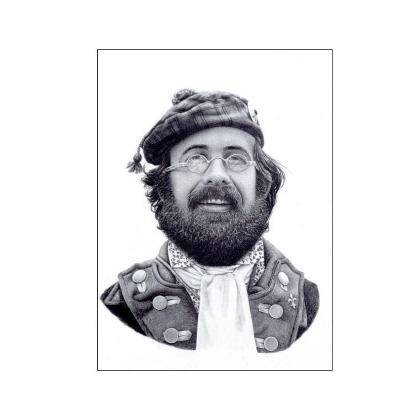 The Scotsman - Original Sold