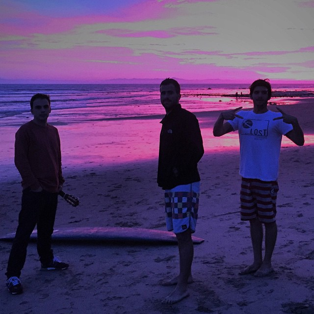 Sunset at Mondos. Photo by @cg_vargas