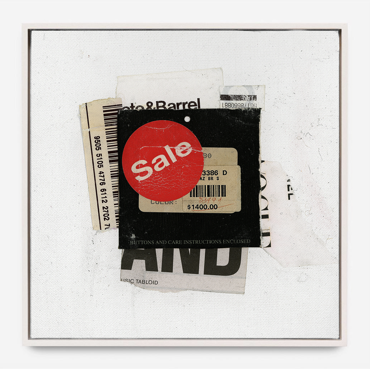 SALE  (2018) Mixed Media on Wood Panel 40 x 40 inches One of a Kind $ 1,500.00