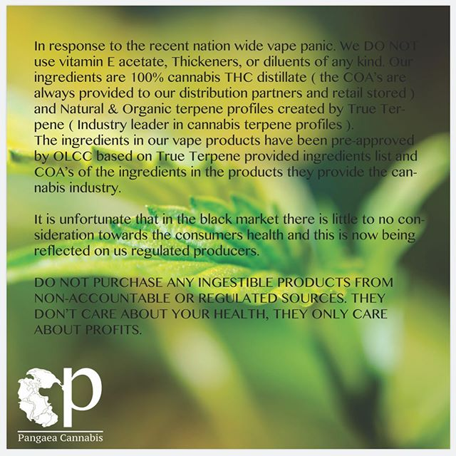 Regarding the Vape Panic.  #CentralOregon #PDX #InBend #Lapine #Madras #Salem #ontario #SouthernOregon