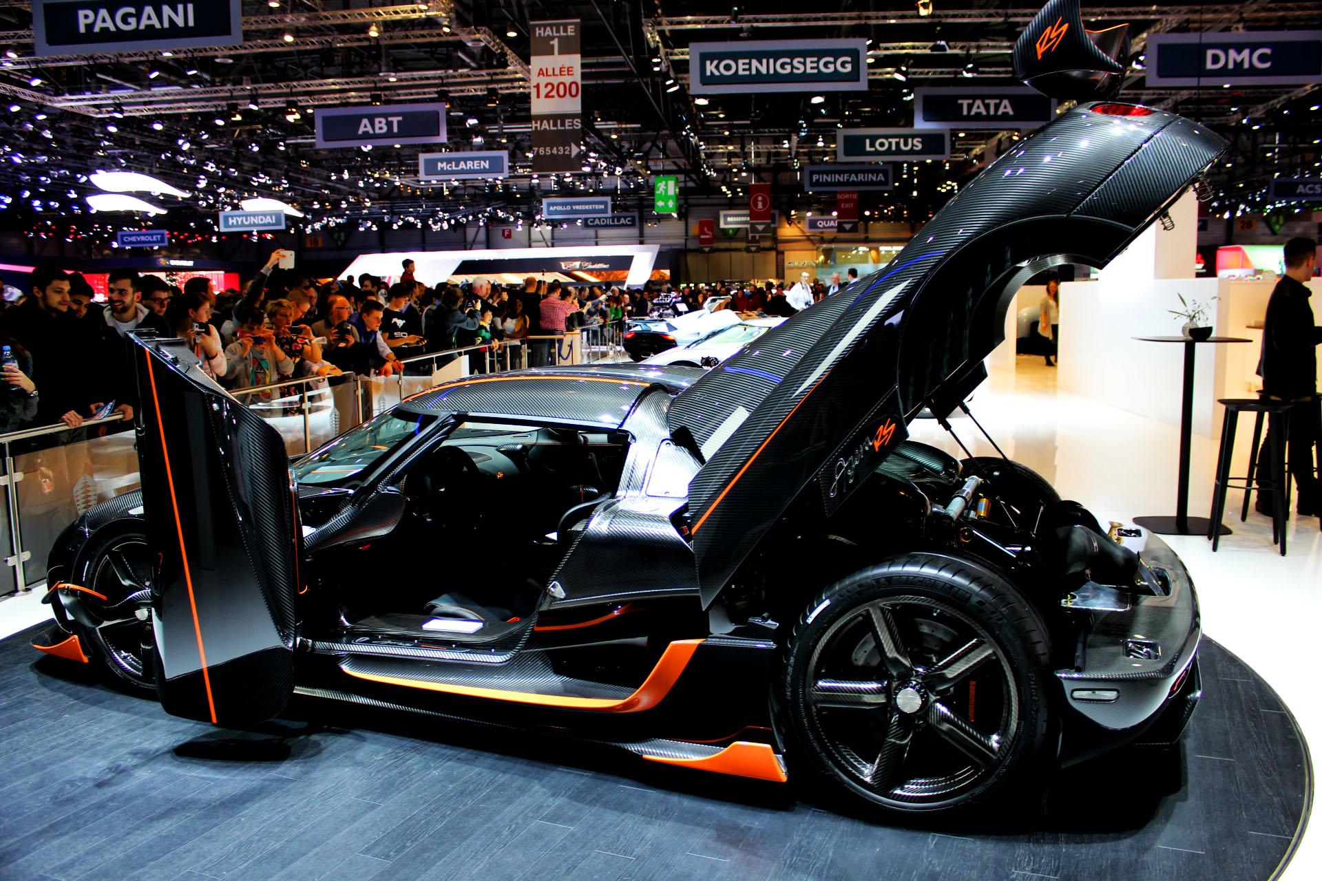 Agera RS - Koenigsegg