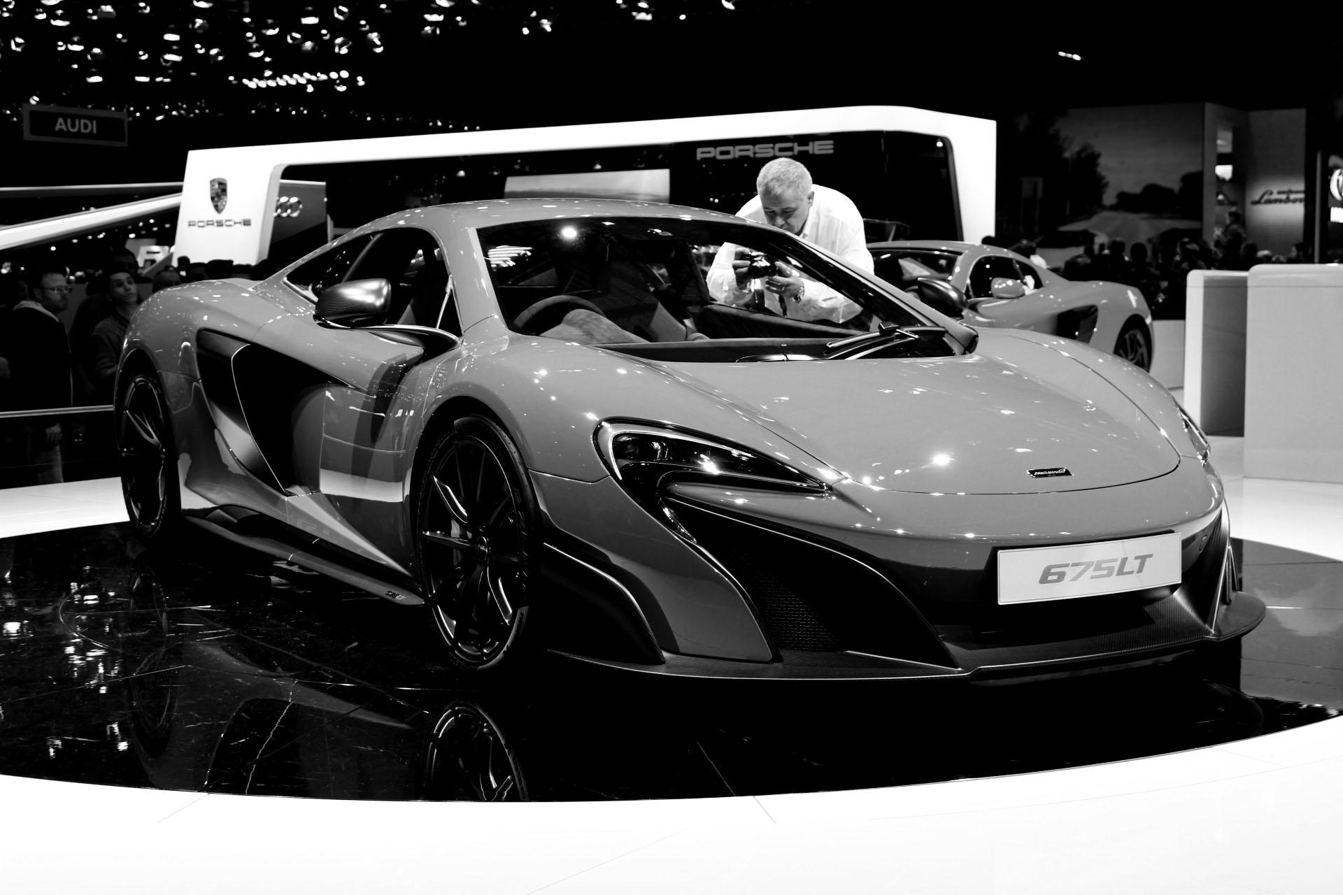 McLaren 670s It