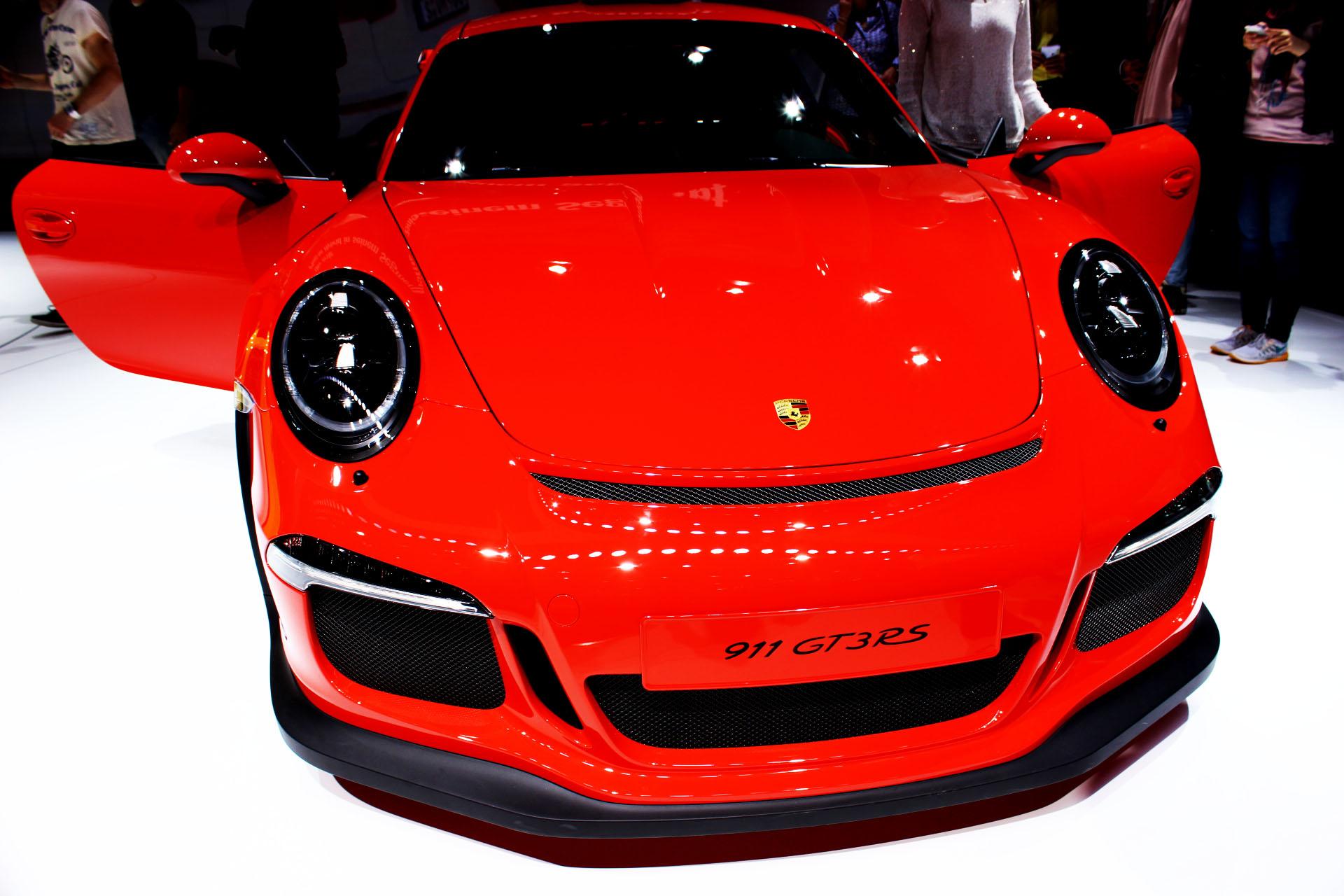 Porsche 911 991 gt3rs